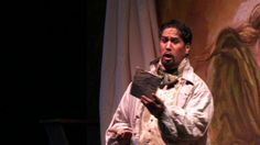 Former NFL player conquers the world of opera (click pic for article)