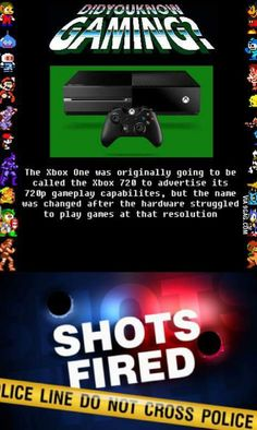 #Console Facts