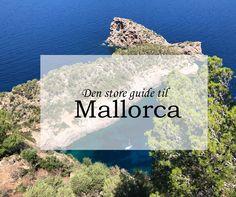 Guide til seværdigheder, overnatning og masser af god mad på Mallorca.