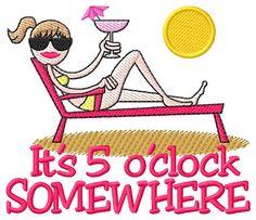 It's 5'oclock somewhere   ... Jackson;Jimmy Buffett performing It's Five O' Clock Somewhere. (C
