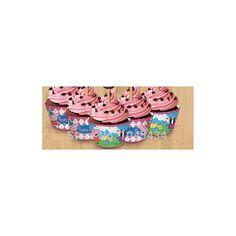 Confira nosso novo produto cupcake wraper Peppa Pig (saia para cupcake) 10 unids! Se gostar, pode nos ajudar com um RT :)