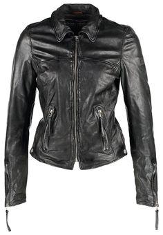 Freaky Nation BERRY Kurtka skórzana black 623.20zł #moda #fashion #women #kobieta #freaky #nation #berry #kurtka #skórzana #damska #black #przejściowa #czarna #krótka