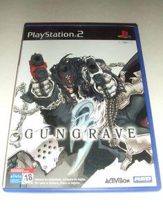 GUNGRAVE - PS2 ps3 playstation - PAL ITA - OTTIMO prima stampa in Videogiochi e console, Giochi | eBay
