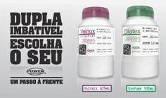 Dilatex Extra Pump - Power Supplements: Mais Vasodilatação!