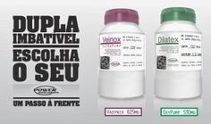 Dilatex Extra Pump - Power Supplements: Mais Vasodilatação!