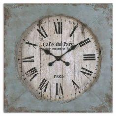 Clocks Uttermost 06079