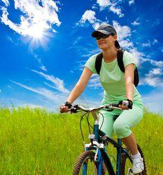 Walk, bike or swim for 10 minutes