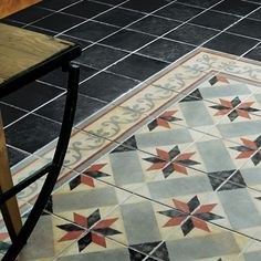 Vieux carrelage on pinterest tile cuisine and cement tiles for Emery carrelage