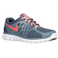 c8b7c786008 Nike Flex Run 2013 - Women s - Running - Shoes - Dark Armory Blue Armory  Slate Atomic Pink Red