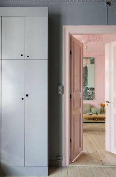 nos astuces en photos pour peindre une pice en deux couleurs salons and decoration - Comment Peindre Une Chambre En Deux Couleurs