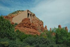 Chapel of the Holy Cross  #Sedona vacation rentals available for less than area resorts and hotel. www.sedonavacations.com
