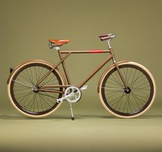"""Caféchaser - James Brown│""""Veloretti Bicycles is an independent bicycle manufacturing company based in the historic centre of Amsterdam."""""""