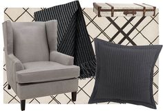 Look of the Week: Modern Masculine | Plume Magazine: Home Decor, DIY and Inspiration from the editors at Joss & Main