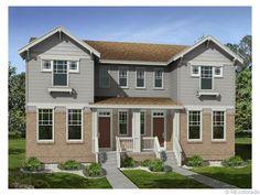 14842 E. Poundstone Drive | Pioneer Hills | Aurora | 3 Bedrooms | 3 Bathrooms | Vibrant Townhome Model | MLS# 5394819