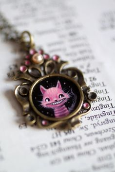 The Cheshire Cat -