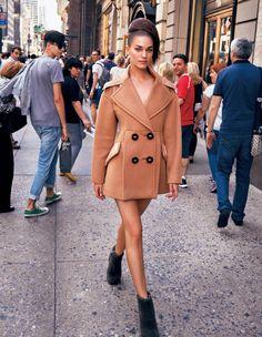 One Fine Day in New York: Samantha Gradoville by Mark Seliger for Harper's Bazaar Japan September 2015