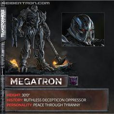 Transformers: The Last Knight Megatron