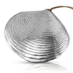 Clam Shell Ornament - GoGo Jewelry