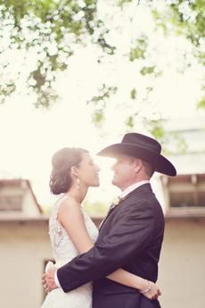 Rustic San Antonio Wedding Captured by Mint Photography via Rustic Wedding Chic