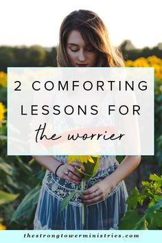Do you struggle with worry and anxiety? If you're a worrier, here are two Biblical truths to help you cope with your anxious thoughts. This Bible study will show two lessons to comfort the worrier. Bible Verses About Relationships, Godly Relationship, How To Pray Effectively, Feeling Unwanted, Bible Study Tips, Jesus Stories, Prayer For You, Overcoming Anxiety, Christian Women