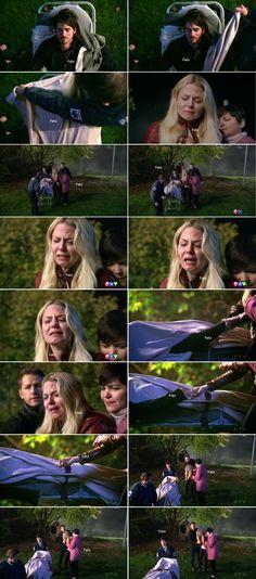 "Killian Jones, Emma Swan, Mary Margaret and David - 5 * 11 ""Swan Song"" #CaptainSwan #Snowing #TheCharmings"