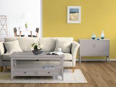 Wie Gefällt Euch Gelb Als Wandfarbe?