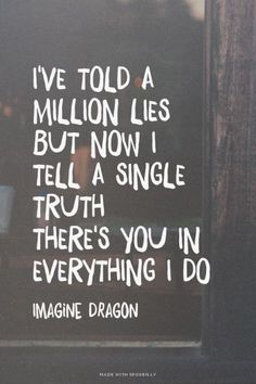 'I Bet My Life' - Imagine Dragons