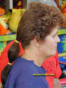 Mullets..they're awesome, but not like this.