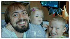 Играю с детиьми gta 5 stunts на PSP 3 отдых Семья от Эдгара