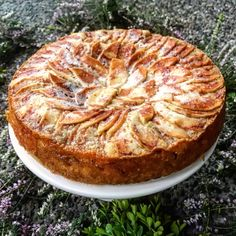 Apple Kuchen {German Apple Cake} – Rumbly in my TumblyYou can find Apple cake recipes and more on our website.Apple Kuchen {German Apple Cake} – Rumbly in my Tumbly German Desserts, Köstliche Desserts, Apple Desserts, Delicious Desserts, Yummy Food, German Food Recipes, French Recipes, Apple Cake Recipes, Fruit Recipes