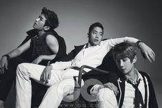 Shinhwa - GQ Magazine June Issue '13