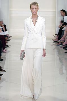 Ralph Lauren Spring 2005 Ready-to-Wear - Collection - Gallery - Style.com