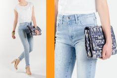 SS15 TIFFOSI - Super high waist jeans #May15 lookbook