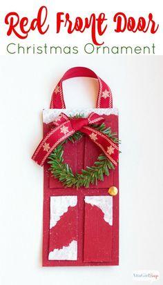 869 Best Handmade Christmas Tree Ornaments Images Diy Christmas