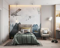 VK is the largest European social network with more than 100 million active users. Home Bedroom, Kids Bedroom, Cupboard Wardrobe, Baby Room Decor, Minimalist Decor, Cozy House, Boy Room, Diy For Kids, Playroom