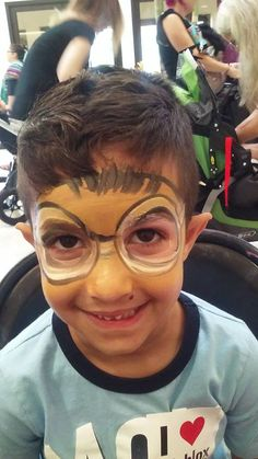 Specializing in face painting and balloon animal creations. Minion Face Paint, Cartoon Faces, Balloon Animals, Minions, The Minions