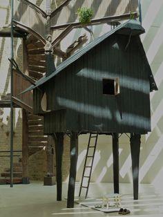 The Architectural Experiments of Terunobu Fujimori