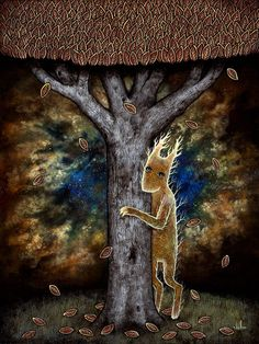 Affinity to Unfamiliar Worlds ~ Andy Kehoe