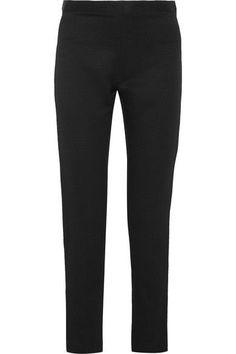Chalayan - Twill Slim-leg Pants - Black - IT