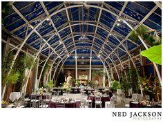 A Tower Hill Botanic Gardens Wedding
