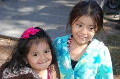 Some of the youngest members of the Immokalee community.