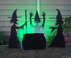 Very cool Halloween decoration
