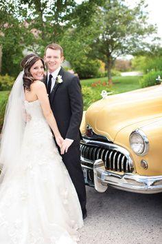 Such a stunning traditional wedding look!  Deena Smulski & Joe Williams - 417 Bride - Summer-Fall 2013 - Springfield, MO