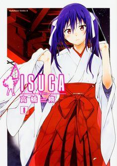 El Manga de Isuca finalizará su serialización el 4 de abril.