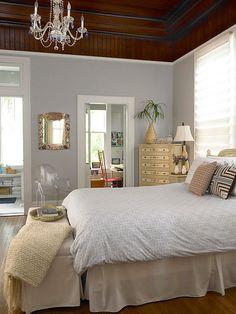 color scheme and bedspread/pillows