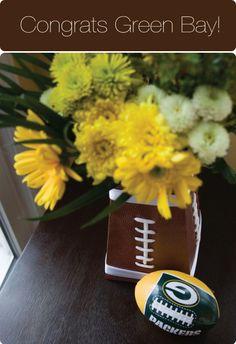 football party on Pinterest - Footbal Silverware Caddie