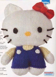 Woman s Weekly Knitting Patterns Toys : book & patterns I have in my collection on Pinterest Knitting Magazine,...
