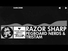 ▶ [Glitch Hop / 110BPM] - Pegboard Nerds & Tristam - Razor Sharp [Monstercat Release] - YouTube