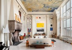Absolutely one-of-a-kind, this bold, inspired home affords luxurious entertaining, intimate family gatherings, and gallery-style art showcases, all in a rare, prestigious Upper West. knightfrank.com   Related PostsLoft InspirationsLai Residence by PMK+Designers.Riva Loft Florence by Claudio Nardi Architects.Loft in New York.New York Loft Style In Barcelona.Amsale Aberra's Loft in New York By Vicente Wolf.SF LOFT Wardell+Sagan Projekt.Loft …
