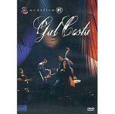 DVD Gal Costa - Série Prime: Acústico MTV